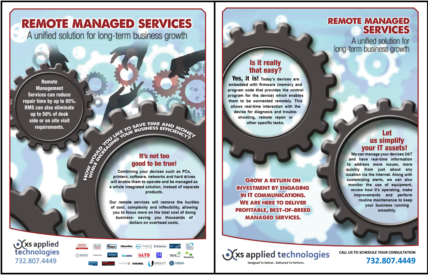 Msp Services Xs Applied Technologies Inc