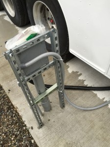 Voice / Data / Video Cabling to Trailer