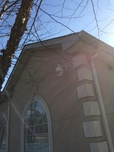 64 camera commercial surveillance system