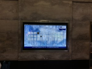 Madison  Ave, NYC Building Touchscreen Directory